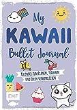 My Kawaii Bullet Journal: Kalender zum Planen, Träumen und Ideen Verwirklichen -
