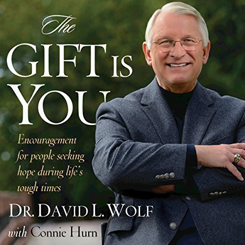 The Gift Is You audiobook cover art