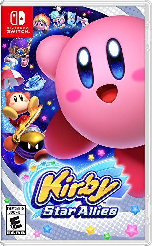 Kirby Star Allies – Nintendo Switch – Standard Edition