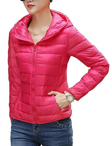 CHERRY CHICK Women's Ultra-Light Down Jacket