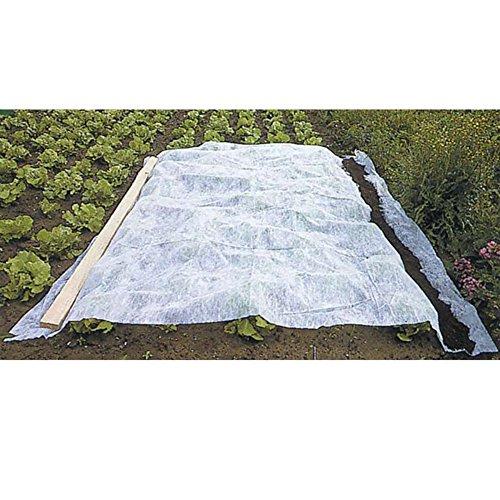 WerkaPro 10381 - Voile dhivernage en rouleau - 2 x 10 m - 30 g/m2 - Blanc