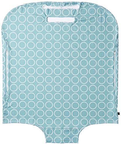 [アンドプロテカ] スーツケースカバー 大 ジャージ素材 68 cm 0.3kg ブルー(サークル)