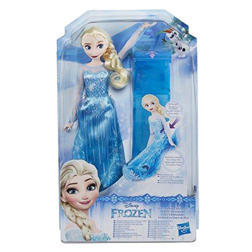 Hasbro Disney Die Eiskönigin E0086EU4 Disney Eiskönigin Elsas Schlittenfahrt, Spielset