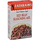 Zatarain's Foodservice Red Bean Seasoning Mix, 1 OZ