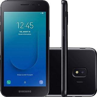 Smartphone Samsung Galaxy J2 Core Preto J260M Dual Chip 16GB Camera 8MP