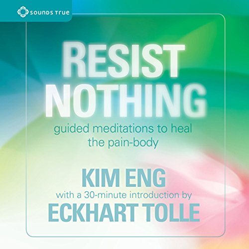 Resist Nothing audiobook cover art