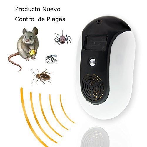 CITTATREND ultrasuoni schaedli-Dispositivo anti-roditori, haustierfreundlich Pest Repeller con elettromagnetica ische vertreiber contro zanzare, insetti, ratti, topi, ragni, formiche, BLATTE