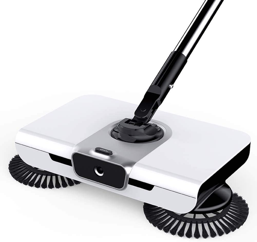 Spinning Cordless Push-Power Limited time cheap sale Broom - Sweeper Cleani Floor Swab Directly managed store