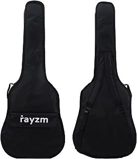 "Rayzm funda para 40""/41""(tamaño completo)guitarra"