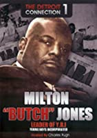 Milton Butch Jones: Detroit Connection 1 [DVD] [Import]