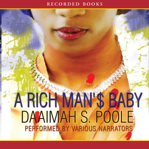 A Rich Man's Baby audiobook cover art