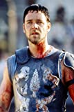 Poster Russell Crowe Gladiator Bloody In Armour 60 x 91 cm