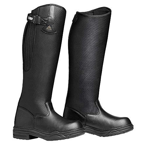 Mountain Horse Men's Rimfrost III Rider Tall Boot Black Size: 9
