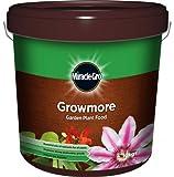 Fertilizante de plantas Miracle Gro Grow Growmore, alimentador de alimentos Npk 7-7-7, 10 kg