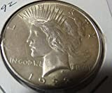 1922-1925 Peace Silver Dollars