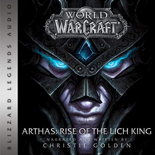 Page de couverture de World of Warcraft: Arthas - Rise of the Lich King