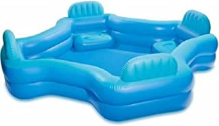 four seat lounge pool walmart