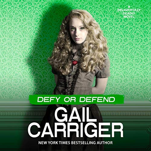 Defy or Defend audiobook cover art