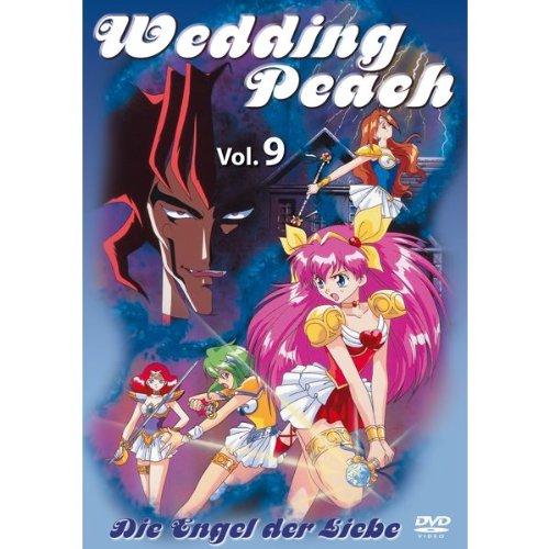 Wedding Peach Vol. 9 - Episoden 42-46