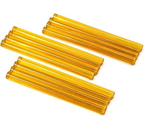 12X Hair Extensions Keratin Glue Bond Gun Sticks