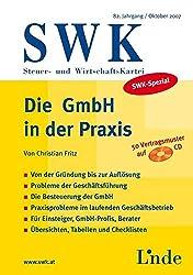 Die GmbH in der Praxis
