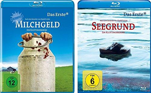Kluftinger Krimi: Milchgeld + Seegrund [Blu-ray]