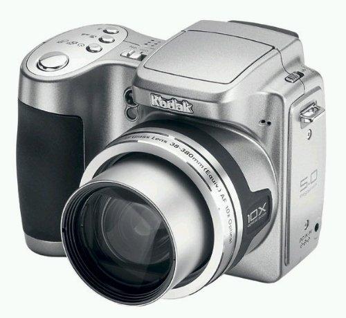 Kodak EASYSHARE Z740 Zoom Digital Camera - Cámara digital (200 MB, 64...