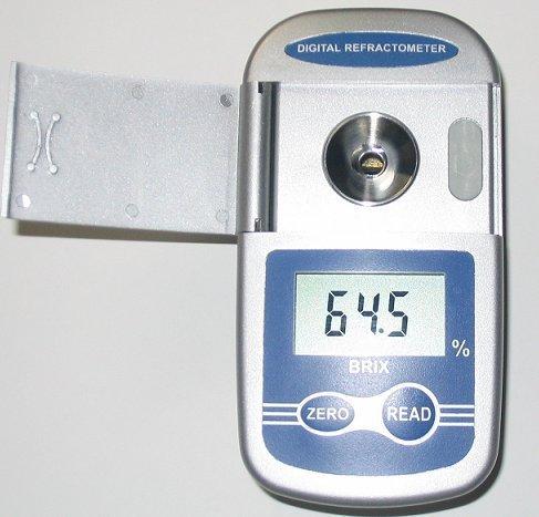 天衡商事『デジタル糖度計(PAR65)』