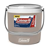 Coleman 9-Quart Party Circle Cooler, Sandstone