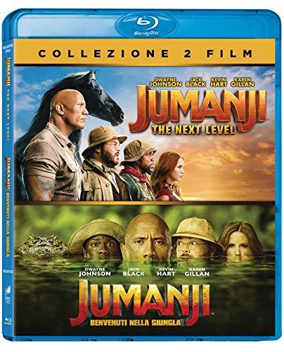 Blu-Ray - Jumanji: The Next Collection (2 Blu-Ray) (1 BLU-RAY)
