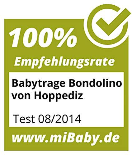 Hoppediz Bondolino Komforttrage Klassik im Test [Update: Bondolino Plus] - 3