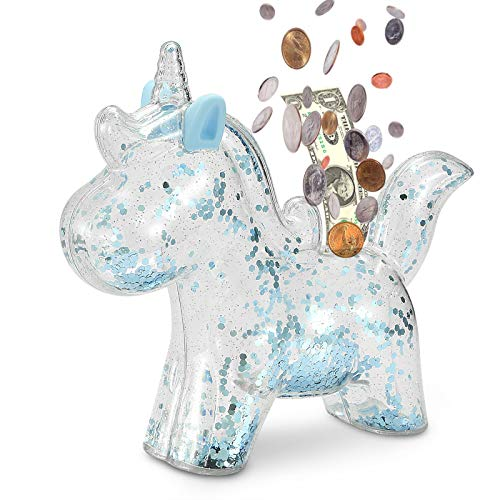 Unicorn Piggy Banks Toy Gifts for K…