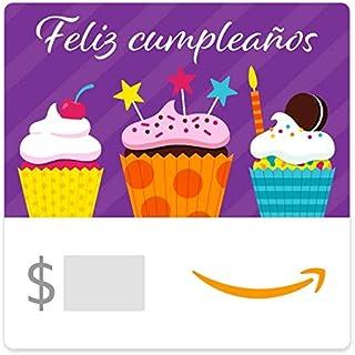 Tarjeta de Regalo Digital Amazon.com.mx