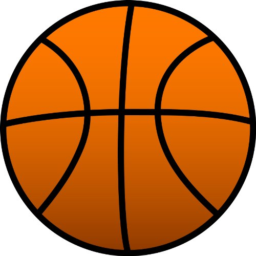 CISL Tortenaufleger Tortenfoto Aufleger Foto Bild Basketball rund ca. 20 cm *NEU*OVP*