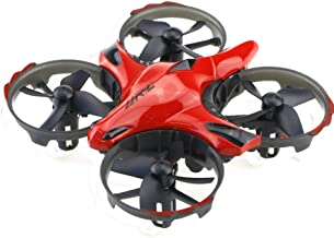 Gxscy RC Drone H56 Taichi Mini RC Quadcopter Infrared Sensing Control Remote Control Drone RTF Altitude Hold Upgrade Toys Gift for Kids (Color : Red)