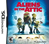 Aliens in the Attic (輸入版:北米) DS