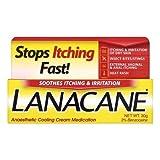 Lanacane Medicated Cream Tube 30g