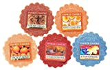 Yankee Candle Fall Favorites Tarts Wax Melts Collection Gift Set