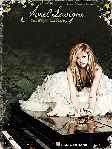 Lavigne Avril Goodbye Lullaby Pvg Songbook BK