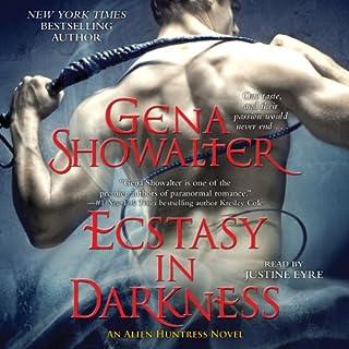 Ecstasy in Darkness audiobook cover art