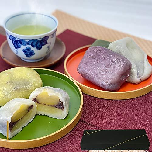 いきなり団子 5種10個セット 熊本名物 肥後屋 (白・紫芋・よもぎ・くり・くるみ)