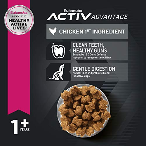 Eukanuba Adult Large Breed Dry Dog Food, 33 lb. bag