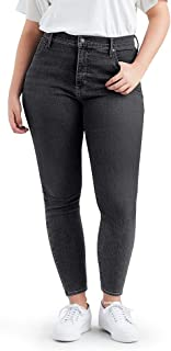 Women's 720 High Rise Super Skinny Jeans (Standard and Plus)