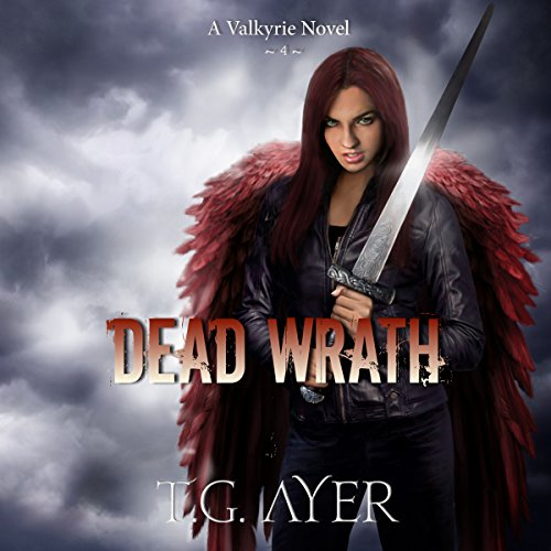 Dead Wrath audiobook cover art