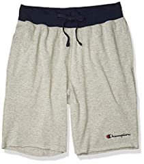 Thick durable cotton fabric Versatile sweats for warmer temps Side and back pockets for storage Elastic waistband and functioning draw cord