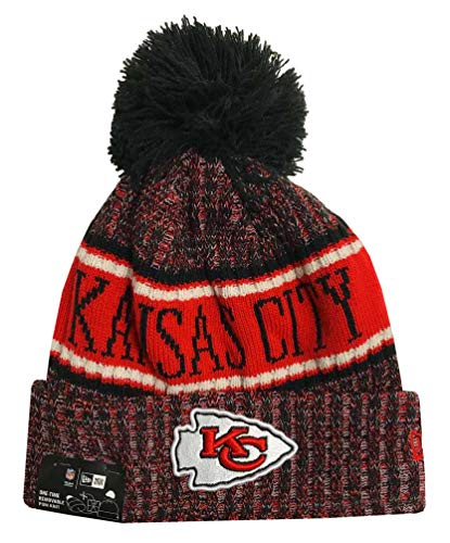 New Era NFL Sideline Reverse Mütze - Kansas City Chiefs
