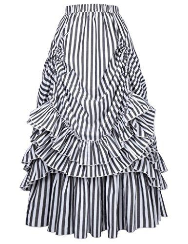 Belle Poque Damen Sexy voller Schlupf Wäsche-Spaghetti-Bügel Negligée Unregelmäßige Nightgown Dwooll groß Farbe-1