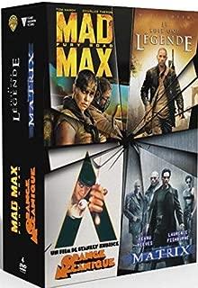 Mad Max Fury Road + Matrix + Je suis une légende + Orange mécanique