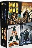 Mad Max : Fury Road + Matrix + Je suis une légende + Orange mécanique [Italia] [DVD]