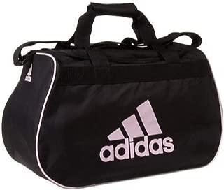 black and pink adidas bag